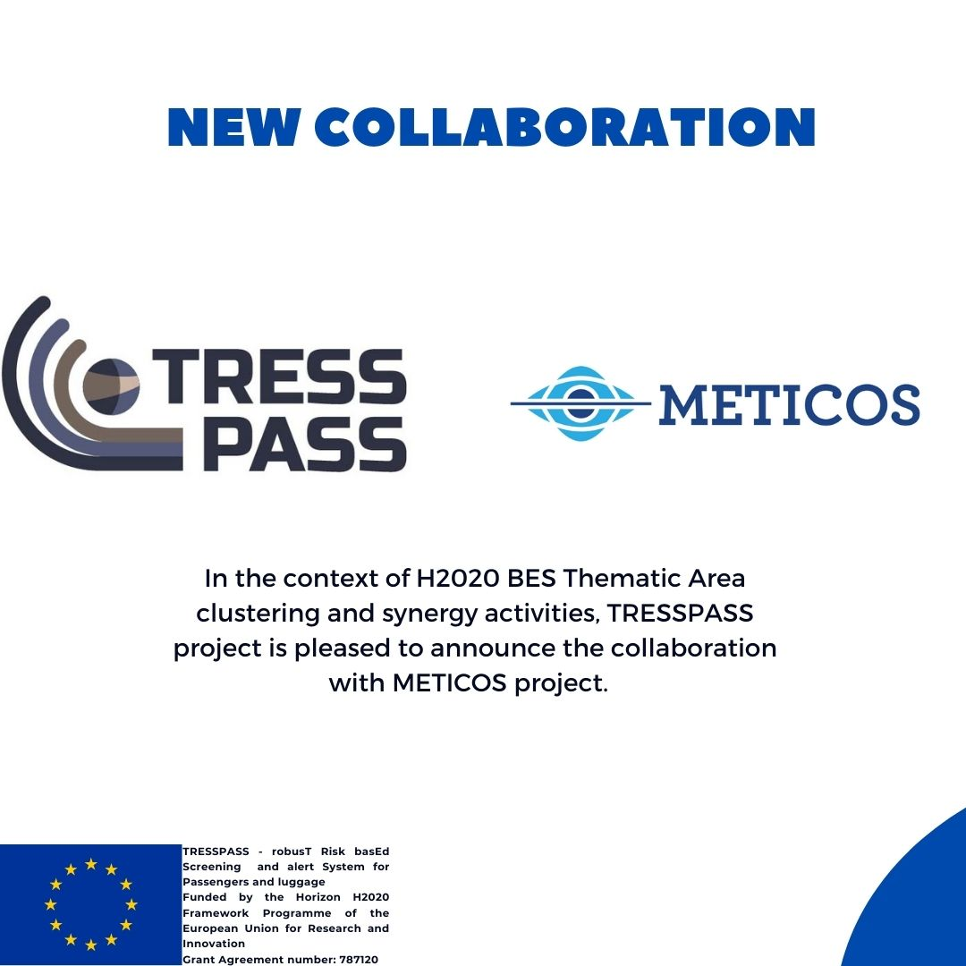 TRESSPASS H2020 Project New Collaboration